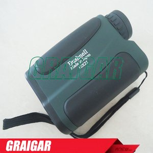 Wholesale 700M X25 golf Laser Rangefinders hunting Laser Distance Meter Handheld meter outdoor range finder