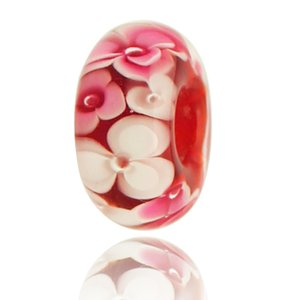 Wholesale murano glass beads for pandora bracelets for sale - Group buy Hot No metal core high quality fashion selling Large Hole Murano Glass Bead For Pandora Charm Bracelet