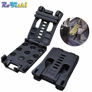 1pcs EDC Gear Multi Function Sheath Scabbard Belt Clip Waist Clamp Utility Outdoor Camp Portable Tool Travel Kits