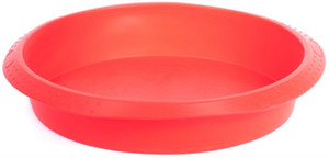 "Giant Silicone Cake Baking Pan Pizza Pan Nonstick Dia 11 Inch 11"" Baking Dishes Bakery Pans"