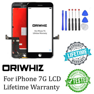 Biggest Discount For iPhone 7 7G Lcd Screen Display Touch Digitizer Complete Assembly Replacement with Gift Tool Kit 1PCS Free Epacket