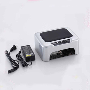 Wholesale 48w ccfl nail lamp for sale - Group buy Led nail lamp W lamp led uv light square manicure new professional machine