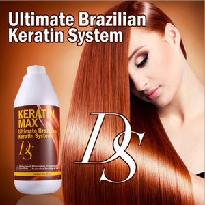 New ULTIKARE Brazilian keratin treatment formalin 5% 8% 12% 1000ml hair straightening and Repair damaged hair free shipping on Sale