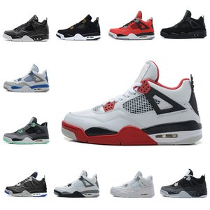 Wholesale 2018 New Fire red man basketball shoes Green Glow Pure money Royalty man sneakers eur