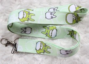 Wholesale My Neighbor Totoro Neck Lanyard for MP3 cell phone DS lite