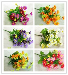 Fashion Hot Artificial Daisy Flower Party Wedding Decor DIY Home Party Wedding Decorations