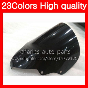 Wholesale honda cbr125 for sale - Group buy 100 New Motorcycle Windscreen For HONDA CBR125R CBR R CBR125 Chrome Black Clear Smoke Windshield