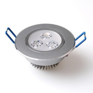 Good quality 3W LED Ceiling Light AC85-265V 250-300 lume LED Downlight Spotlights Interior decoration Led Recessed Downlight