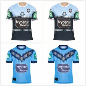 holden venda por atacado-Welsh Holden NRL National Rugby League NSW Origens Jersey Nswrl Holton Camiseta Camiseta