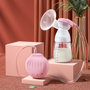 Wholesale baby electric for sale - Group buy Electric Breast Pump Breastpumps Milker Suction Automatic Massage Postpartum Milk Maker Baby Feeding Accessories
