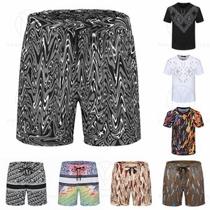 Wholesale men run shorts for sale - Group buy Men Summer Designers Shorts Slim Gym Fitness Bodybuilding Running Homme Court Pant Longueur du genou Respirant Mesh Sportswear Pantalons de plage