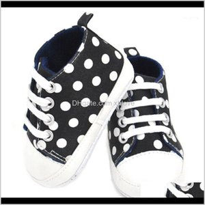 Wholesale baby boys shoes months resale online - Baby Kids Maternity Drop Delivery Months Baby Boy Girls Casual Slip On Laces Prewalker First Walkers Shoes A7Btj