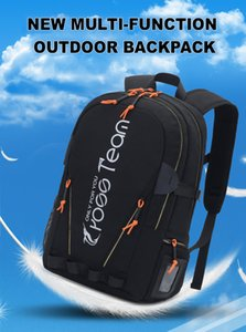 Wholesale hiking bagpack for sale - Group buy Outdoor L Travel Bag Men Women Waterproof Nylon Camping Casual Climbing Hiking Backpack Rucksack inch Laptop School BagpacK