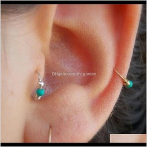 Wholesale drop ear rings resale online - Rings Studs Drop Delivery Alloy Nose Nostril Lip Nose Nipple Ear Hoop Ring Earring Body Piercing Jewelry Nprzl