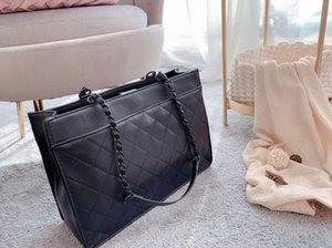 Wholesale ling bag for sale - Group buy Luxury is natural capacity of the new tide fashion chain ling grid joker ins single shoulder Bag tote bags