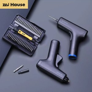 Wholesale glue gun set for sale - Group buy Original Xiaomi Youpin Zai House Electric Melt Glue Gun Precision Screwdriver Set Repair Tools for Smart Ho O4K4 FGGD