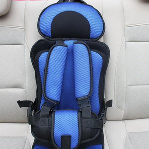 Wholesale baby cover mats for sale - Group buy Kids Car Seats Portable Comfortable Styling Baby Safety Seat Mat Thicken Soft Breathable Chairs Covers