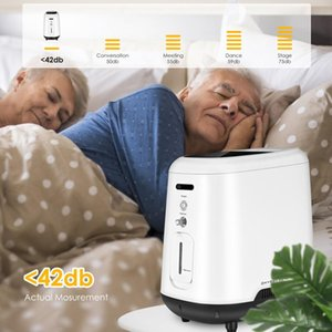 Wholesale concentrator oxygen for sale - Group buy 1 L min Oxygen Making Machine Hours Portable Concentrator Generator Without Battery Home Air Purifier Purifiers