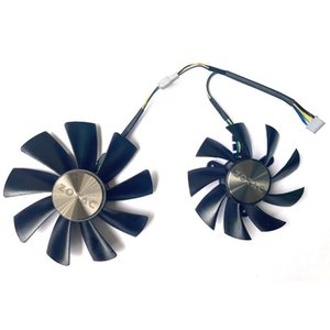 Wholesale mini graphics card for sale - Group buy Original MM MM Cooling Fan GAA8S2U GA92S2H PIN For GTX1060 Ti MINI HA Ti Dual Graphic Card Video Fans Coolings