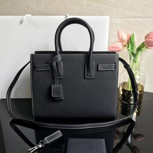 Wholesale refined women resale online - Women Luxurys Designers black handbag bags A boutique high end custom satchel trend refined style business