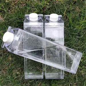 Wholesale disposable bottles for sale - Group buy Kitchen Leakproof Creative Transparent Bottle Drinkware Outdoor Climbing Tour Camping Children Men Milk Water Bottles