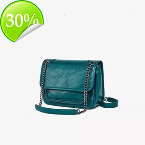 Wholesale messenger ba for sale - Group buy 2021 Hot Solds Women Bags Designers Shouldes Purses Style Leather Chain Large capacity One shoulder Messenger Bag Wandering Ba