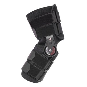Wholesale dial pads resale online - Sports Knee Brace Dial Adjustable Angle Skin Friendly And Breathable Elbow Pads