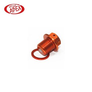 Wholesale engine plugs for sale - Group buy Magnetic Oil Sump Drain Plug Bolt M16 X X16mm For S1000RR Motorbike Engine Screws M16 mm Assembly