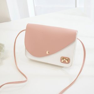 Wholesale mobile south korea resale online - Women s HBP Non Brand Shoulder Color Bag South Korea Leisure Fresh And New Small Single Phone Messenger Japan Mobile Squa Fndos