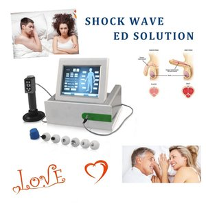 Wholesale shock wave machine resale online - High effectiveness Shock Wave Therapy Equipment Health Gadgets Low Intensity Electromagnetic penis enlargement machine