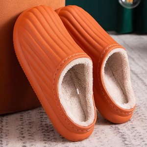 Wholesale water proof flooring for sale - Group buy Dropship Woman Slippers House EVA Water proof For Women Warm Fur Home Indoor Floor Shoes Unisex