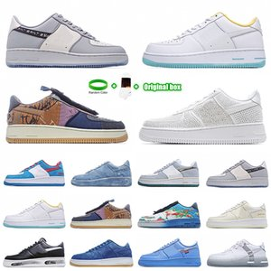 ingrosso x uno-With box Off White x Nike Air Force Low Dior new joint name Air Force One PEACEMINUSONE x low top all match casual sports shoes