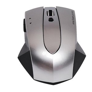 Wholesale gamers mouse resale online - 2 GHz Wireless Optical Gaming Mouse Rechargeable Mice For PC Laptops Computer Gamer With Base