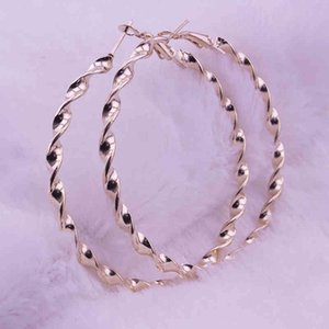 Wholesale good earring design for sale - Group buy yutong Simple Design Good Quality Large Circle Round CM Big Hoop Earring for Women Fashion Jewelry Brincos