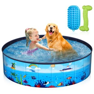 stylos de chat en plein air achat en gros de-news_sitemap_homePVC Piscine Piscine Portable Playant Padding Cat Dog Baignoire De Baignoire Intérieur Lavage extérieur avec chenils Stylos