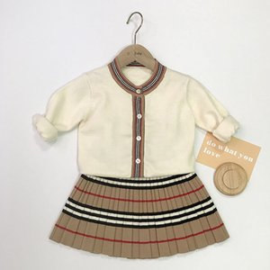 Wholesale girl babies dresses for sale - Group buy Trendy toddler girl dresses spring designer newborn baby cute clothes for little girls outfit cloth