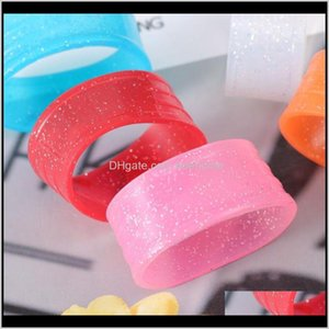 Wholesale sports squash for sale - Group buy Sweatband Safety Athletic Outdoor As Sports Outdoors Drop Delivery Racket Grip Bands Absorbent Sweat Tennis Squash Ring Clear Sil