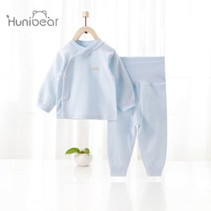 Wholesale newborn babies clothing for sale - Group buy Spring and Cotton High Waist Children Autumn Pants Set Newborn Baby Clothes