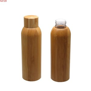 Wholesale toner skin care for sale - Group buy Luxury oz Bamboo lotion Bottle With Wood Spray Nozzle Essence Toner Packaging Cosmetic Skin Care Cream Containergoods