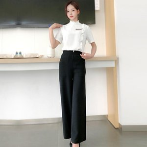 Wholesale massage pants resale online - Sauna Foot Bath Women Uniforms Suits Beauty Salon Female Working Clothing Spa Massage Workwear Sets Women s Two Piece Pants