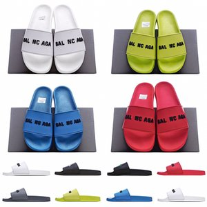Wholesale sandal couple for sale - Group buy Preferential hottest sell Shoes Slippers Pool Slides Summer Beach Indoor Flat Piscine Flop sheepskin Sandals Slide Casual Couple Spike sandal
