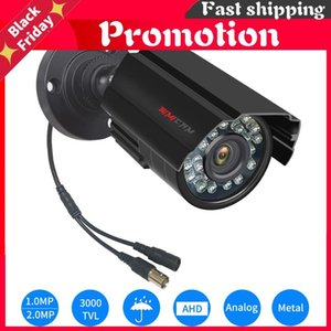 Wholesale cmos ccd waterproof camera for sale - Group buy Cameras HD p p AHD Analog Surveillance Camera Night Vision DVR CCD For Outdoor Indoor Waterproof Home Office CCTV Security