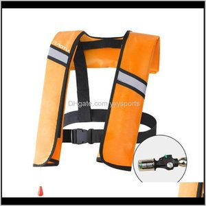 Wholesale inflatable jacket for sale - Group buy Buoy Matic Inflatable Professional Adult Swiming Fishing Life Vest Swimwear Water Sports Swimming Survival Jacket Xmkwn Patw9