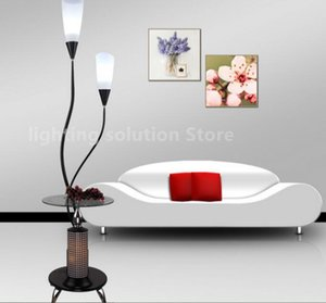 Wholesale simple bedside table lamps resale online - Floor Lamps Modern Simple Lamp Coffee Table Standing Light Fixture Living Room Study Bedside Reading Piano E27 Lambader Stehlampe