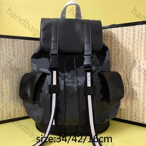Wholesale boy backpack school resale online - mochila backpack men leather mochila mochilas men High capacity backpacs mens mochilas school bags mochila backpack fashion mens women backpack classical pattern