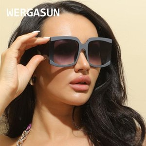 Wholesale women s oversized sunglasses for sale - Group buy Square Sunglasses Women Retro Oversized S High Quality Vintage Glasses
