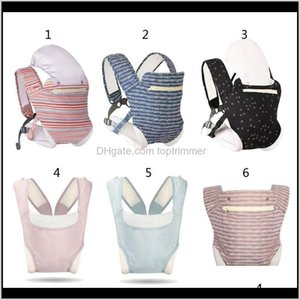 Wholesale kids baby safety bag for sale - Group buy Carriers Slings Backpacks Gear Baby Kids Maternity Drop Delivery Baby Infant Bag Pouch Sling Hipseat Backpack Soft Safety Carrier J1