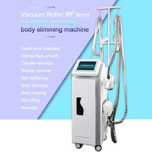 Wholesale vacuum massage face for sale - Group buy 2021 bodyshape Body Slimming N8 weight loss machine vacuum rf infrared curve roller massage slim for face