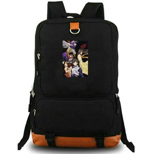 ingrosso anime overlord-Rahxephon Zaino Terra Team Day Pack Overlord Cartoon School Bag Anime Packsack Zaino Sport SchoolBag all aperto Daypack