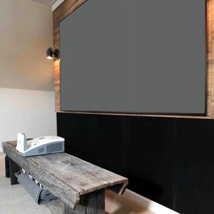Wholesale 3d light projection for sale - Group buy Ambient Light Rejecting Projection Screen HDTV Format inch PET Crystal ALR Ultra Short Throw Projector Screens H10HUSTA K K D
